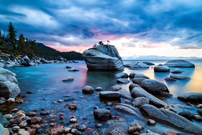Bonsai Rock Panorama