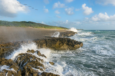 Blowing Rocks, Jupiter, FL