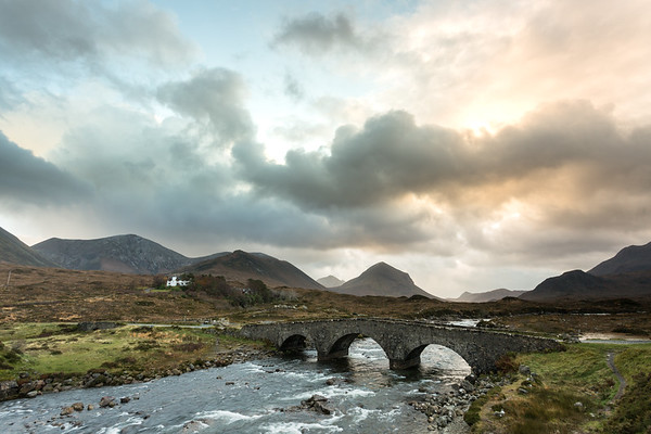 Sligachan Bridge (wide)