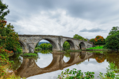 Stirling bridge Scotland