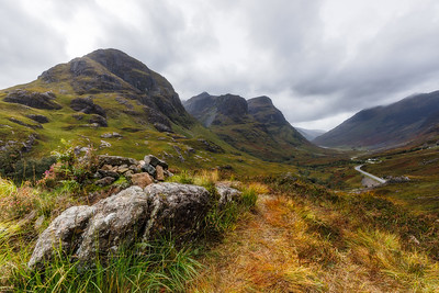 Glencoe three sisters