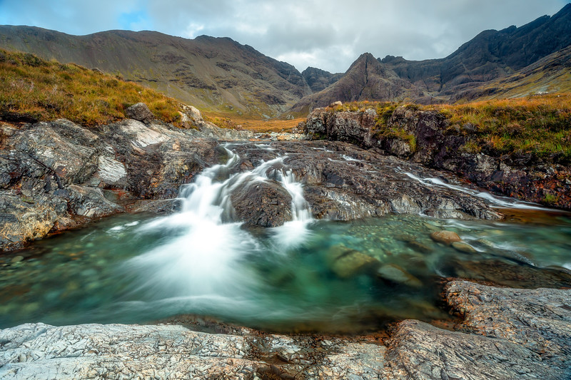 Fairy Pools Isle of Skye 1
