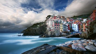 Riomaggiore - Liguria - Italia