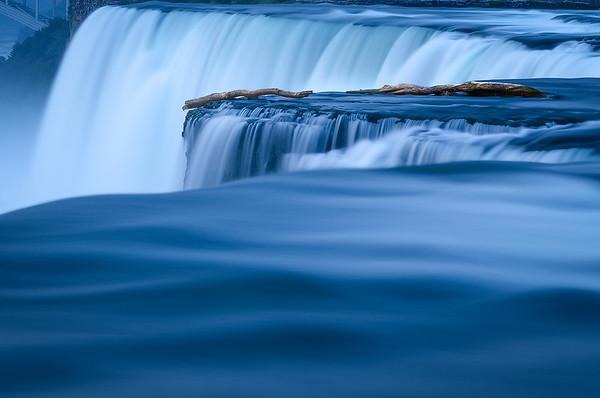 Niagara Falls, New York (Long Exposure)