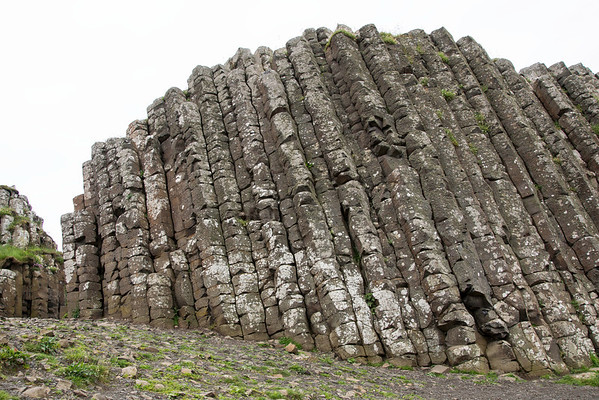 The Giants Causeway standing tall
