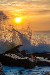 Herring Point Splash