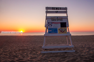 Dewey Beach Sunrise