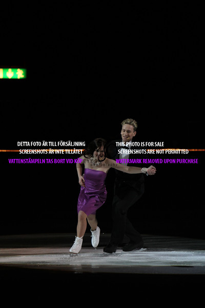 Amy DIAMOND and Kristoffer BERNTSSON