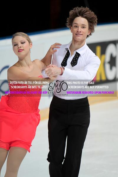 Cecilia TÖRN / Jussiville PARTANEN (FIN)