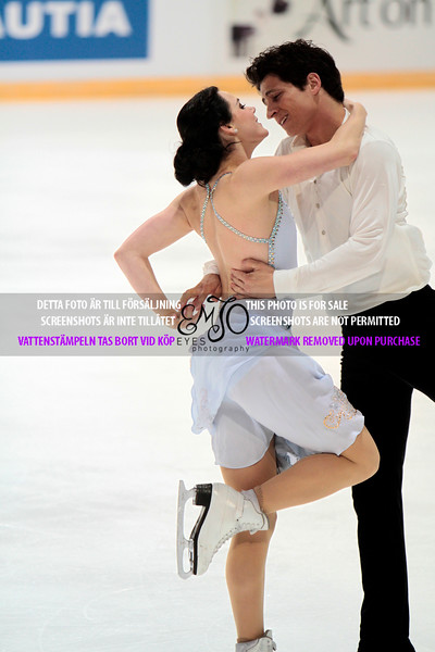 Tessa VIRTUE / Scott MOIR	 (CAN)