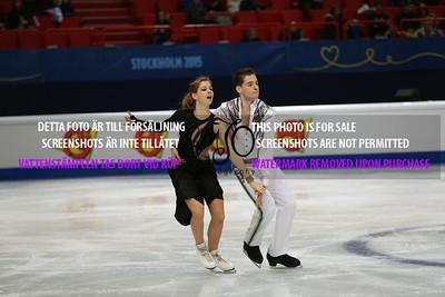 Alexandra NAZAROVA / Maxim NIKITIN(UKR)