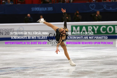 Kiira KORPI	(FIN)    (Kiira WD after the SP)
