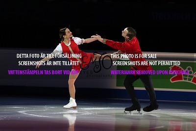 """Ksenia STOLBOVA / Fedor KLIMOV RUS 2nd Pairs """"Memories of Sochi """""""
