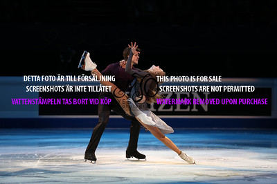"Alexandra STEPANOVA / Ivan BUKIN RUS 3rd Ice Dance "" I surrender"" by Celine Dion"