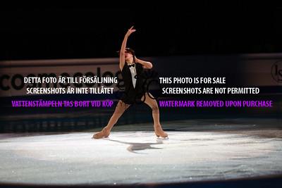 "Anna POGORILAYA RUS 3rd Ladies ""Rise like a Phoenix"" by Conchita Wurst"