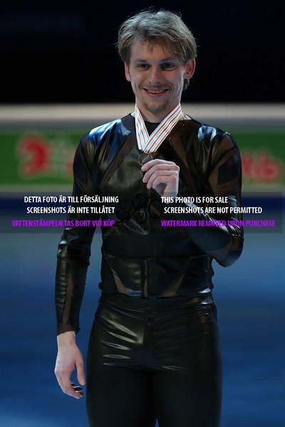 Bronze Sergei VORONOV (RUS)