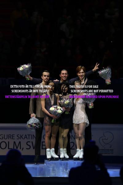Ksenia STOLBOVA / Fedor KLIMOV, Yuko KAVAGUTI / Alexander SMIRNOV,Evgenia TARASOVA / Vladimir MOROZOV