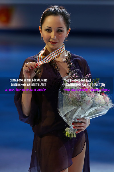 Gold Elizaveta TUKTAMYSHEVA (RUS)