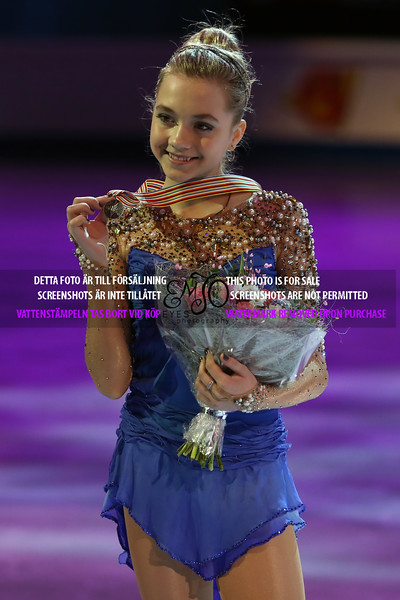 Silver Elena RADIONOVA (RUS)