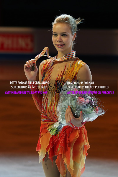 Bronze Anna POGORILAYA (RUS)