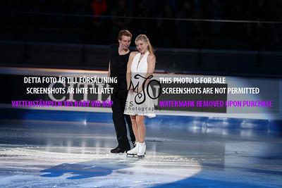 Mackenzie BENT / Garrett MACKEEN   (CAN) 5th Ice Dance