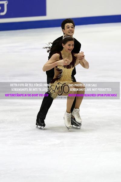 Sofia EVDOKIMOVA / Egor BAZIN