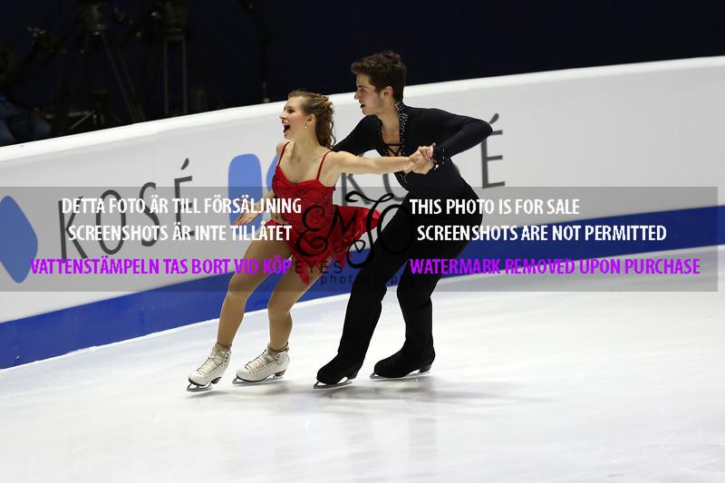 Ekaterina FEDYUSHCHENKO / Lucas KITTERIDGE