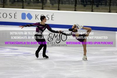 Daria BEKLEMISHEVA / Maxim BOBROV