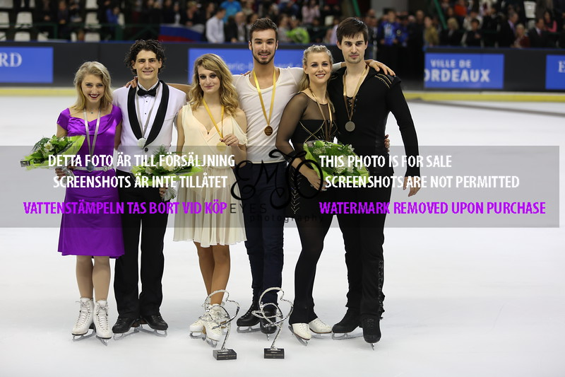 Piper GILLES / Paul POIRIER, Gabriella PAPADAKIS / Guillaume CIZERON, Madison HUBBELL / Zachary DONOHUE