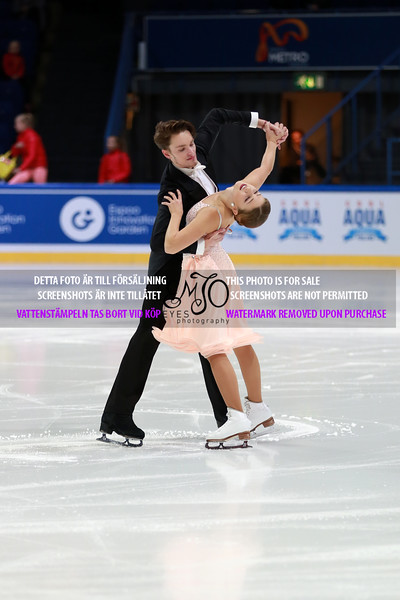 Cecilia TÖRN / Jussiville PARTANEN