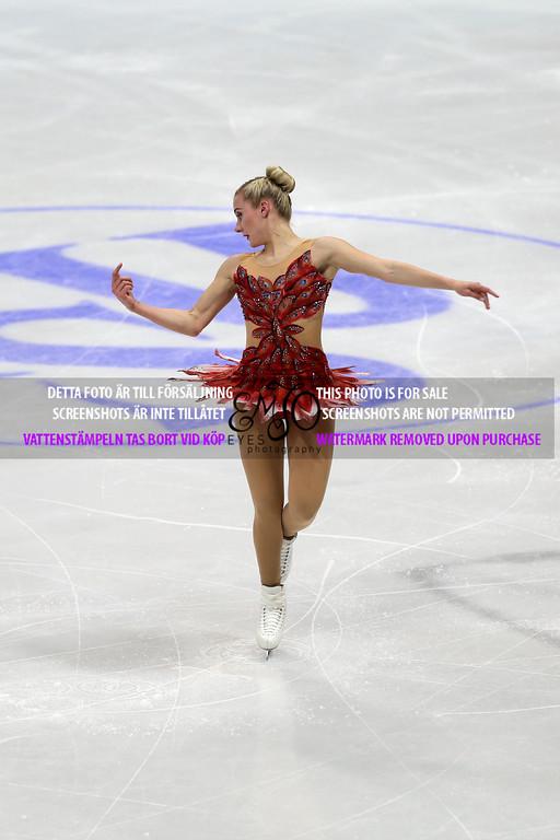 Isabelle OLSSON, SWE