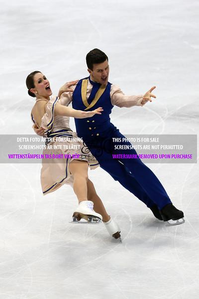 Charlene GUIGNARD / Marco FABBRI, ITA