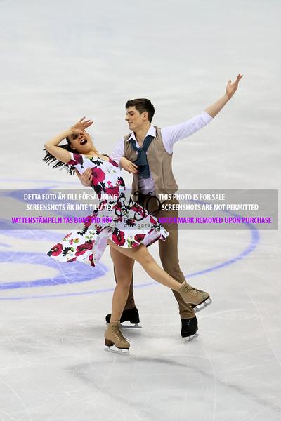 Lorenza ALESSANDRINI / Pierre SOUQUET, FRA