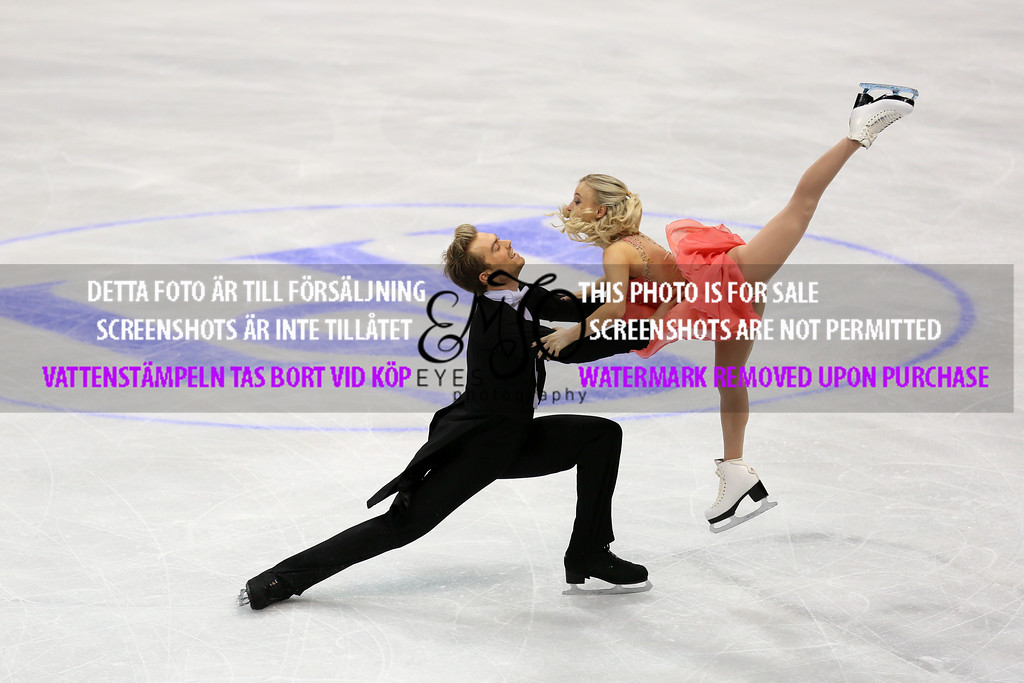 Penny COOMES / Nicholas BUCKLAND, GBR