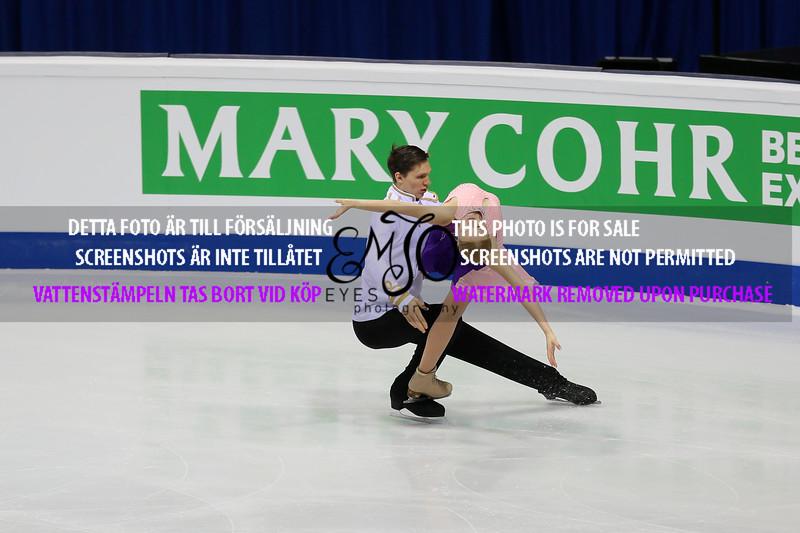 Viktoria KAVALIOVA / Yurii BIELIAIEV, BLR