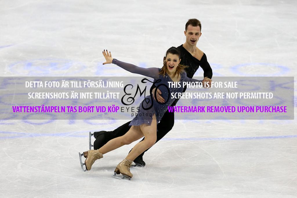 Natalia KALISZEK / Maksim SPODIREV, POL