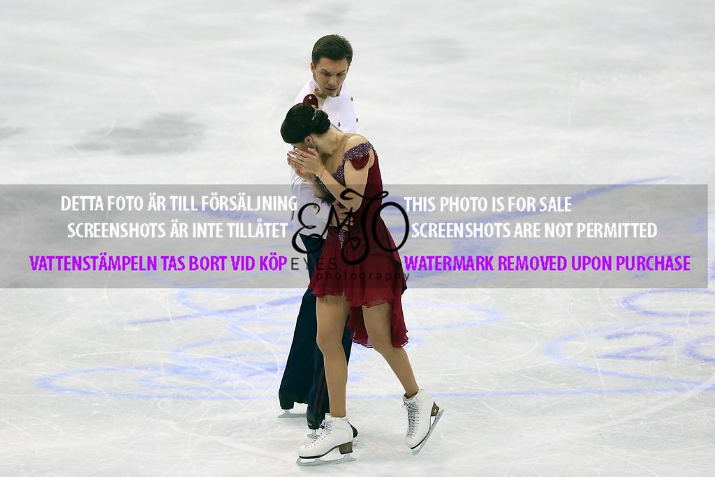 Ekaterina BOBROVA / Dmitri SOLOVIEV, RUS