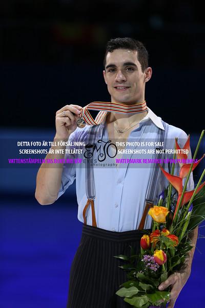 , Javier FERNANDEZ ESP, GOLD Medalist