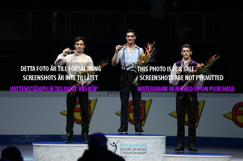 Alexei BYCHENKO ISR, Javier FERNANDEZ ESP, Maxim KOVTUN RUS