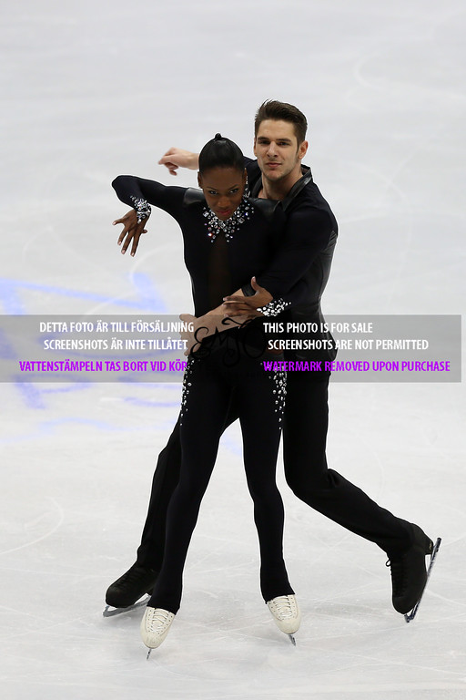 Vanessa JAMES / Morgan CIPRES, FRA