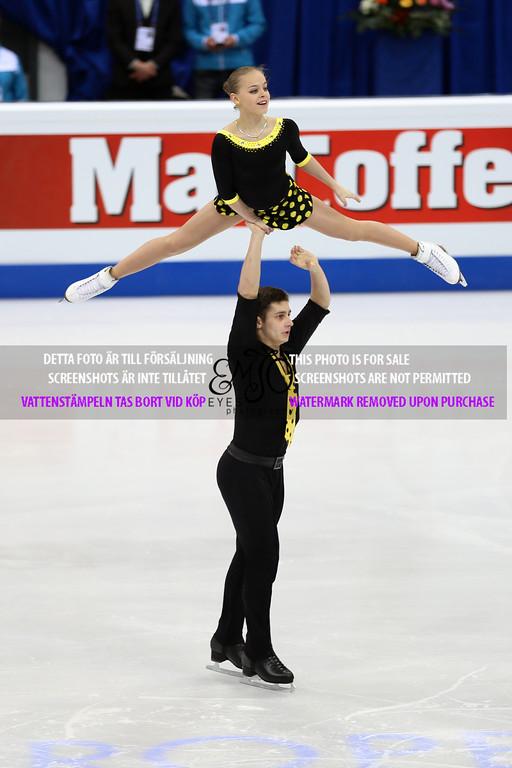 Goda BUTKUTE / Nikita ERMOLAEV, LTU