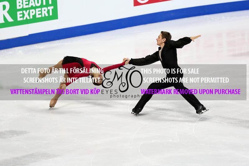 Tatiana DANILOVA / Mikalai KAMIANCHUK, BLR