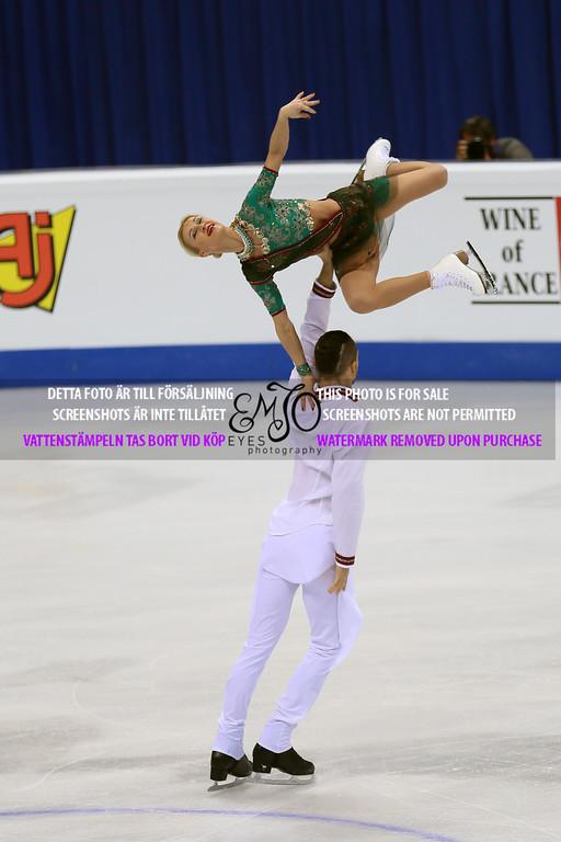 Tatiana VOLOSOZHAR / Maxim TRANKOV, RUS