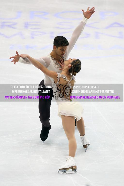 Nicole DELLA MONICA / Matteo GUARISE, ITA