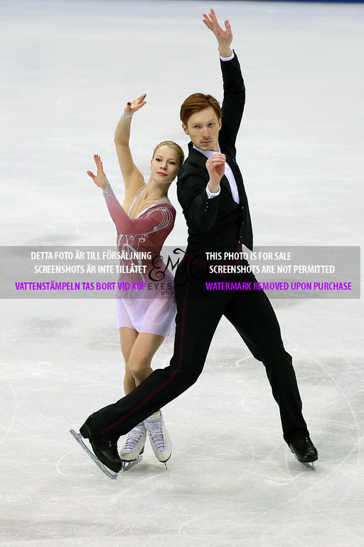 Evgenia TARASOVA / Vladimir MOROZOV, RUS
