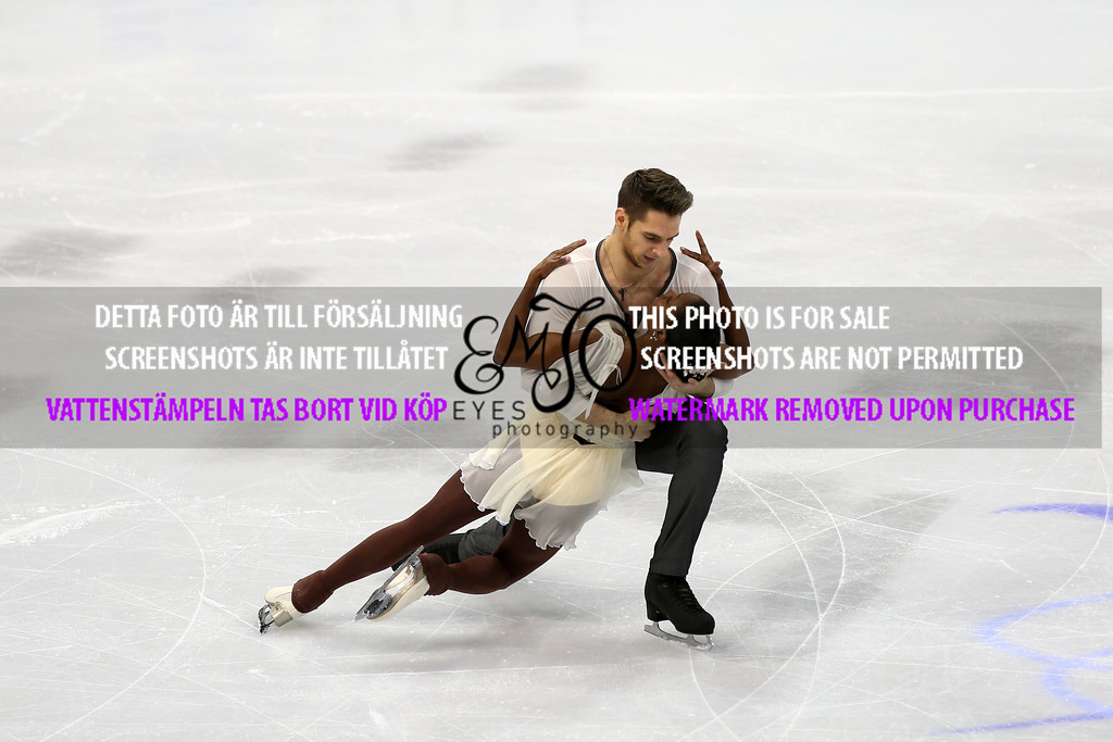 Vanessa JAMES / Morgan CIPRES,  FRA