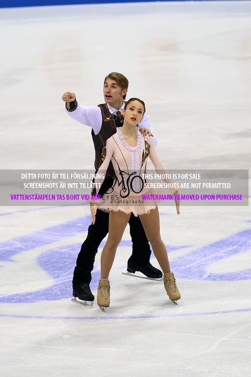 Kristina ASTAKHOVA / Alexei ROGONOV, RUS