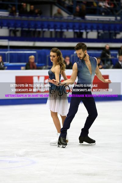 Gabrielle PAPADAKIS/Guillaume CIZERON FRA