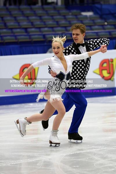 Nicole KUZMICHOVA /Alexandr SINICYN CZE
