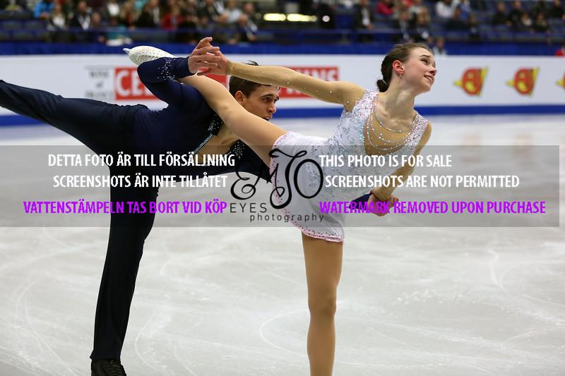 Anna DUSKOVA/Martin BIDAR CZE